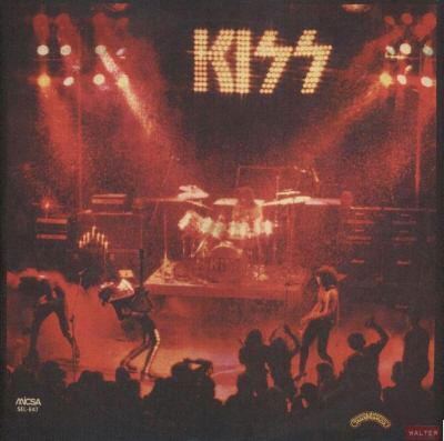 Kiss Alive II Parte I