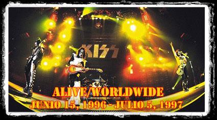 Kiss tourdates alive worldwide 1996 97 - Louis ck madison square garden december 14 ...